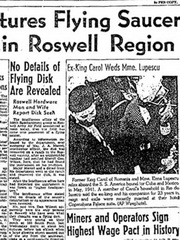 OZN roswell